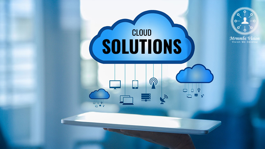 Cloud Solutions - Changing the hosting world